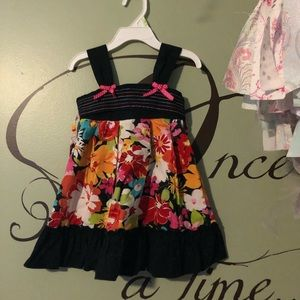 Youngland floral dress 3T